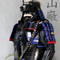 G32 Uesugi Kenshin Dragon Samurai-Armor
