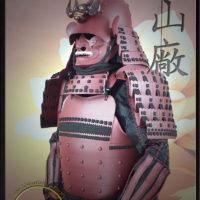 Akai Oni Kachi Samurai Armor