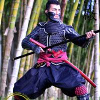 Manchira Samurai Tatami Dō
