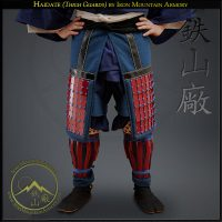 Samurai Haidate (Samurai Thigh Guards) Yoroi by Iron Mountain Armory