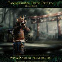 Samurai Tanegashima Teppo Long Rifle Replica by Iron Mountain Armory