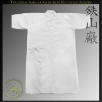 Traditional Samurai Gi