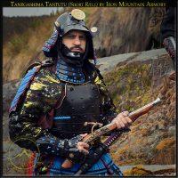 Tanegashima Tantutu, Samurai Short Rifle by Iron Mountain Armory