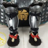 Kegutsu Samurai Shoes by Iron Mountain Armory