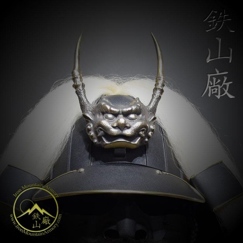 Samurai Maedate (Samurai Crest)