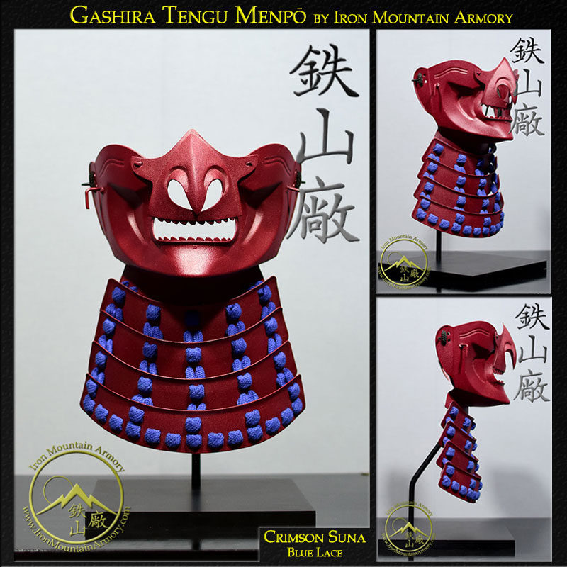 Gashira Tengu Menpo