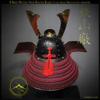 8 Ken Bugyo-Suji-Bachi-Kabuto 20 by Iron Mountain Armory
