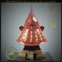 Eboshi Nari Taisho Kabuto by Iron Mountain Armory
