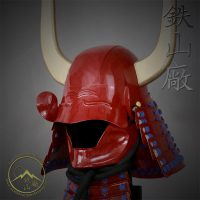 Ii Clan Zunari Kabuto by Iron Mountain Armory