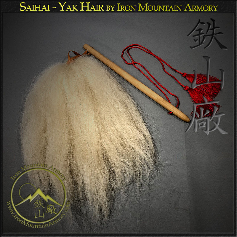 Saihai with Yak Hair