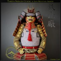 Takeda Shingen Gusoku by Iron Mountain Armory
