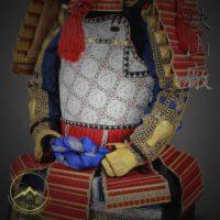 Takeda Shingen Gashira Samurai Armor