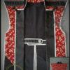 Jinbaori Kumi-Gashira<br> <em>(Samurai Vest)</em>
