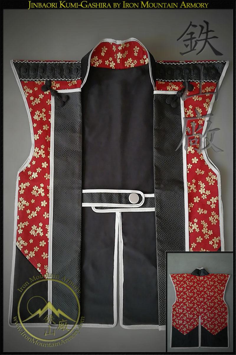 Kumi-Gashira Jinboari by Iron Mountain Armory