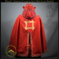Manto - Samurai Cloak by Iron Mountain Armory