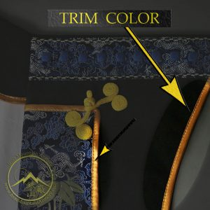Trim Color for Jinbaori