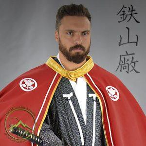 Cosplay / LARP Samurai Clothing Accessories