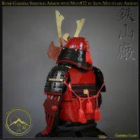 Kumi-Gashira Samurai Armor by Iron Mountain Armory