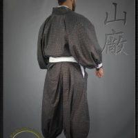 Traditional Samurai Hitatare