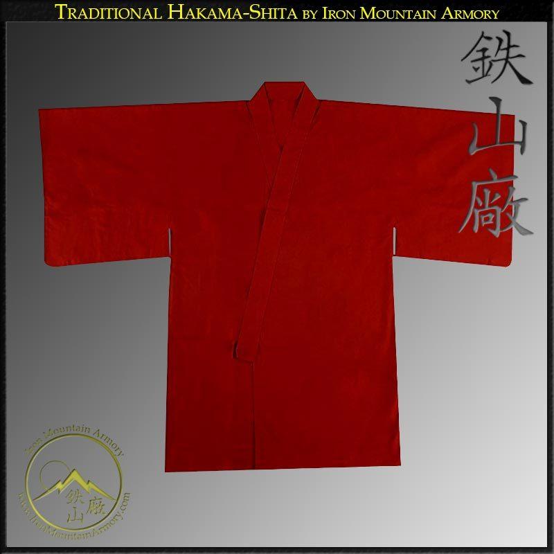 Traditional Samurai Hakama-Shita