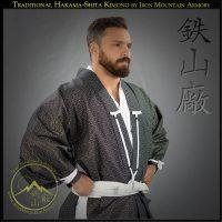 Traditional Hakama-Shita Kimono by Iron Mountain Armory