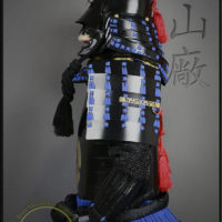 Oda Clan Gashira Samurai Armor