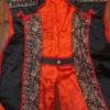SALE – Gashira Jinbaori – Black & Red