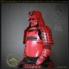 127 cm Chest Kachi Class Samurai Armor Set