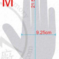 Glove Sizing Medium