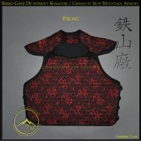 Kikko Gane Do without Kusazuri Gessan by Iron Mountain Armory
