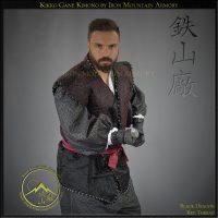 Kikko Gane Armored Kimono by Iron Mountain Armory