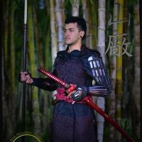 Kikko Gane Dō with Obi-Gessan by Iron Mountain Armory