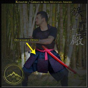 Kusazuri / Gessan by Iron Mountain Armory