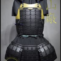 Yokohagi Okegawa Go-Mai Do, T Samurai Chest Armor by Iron Mountain Armory