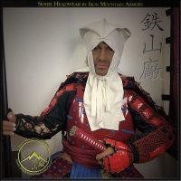 Sōhei Headwear by Iron Mountain Armory