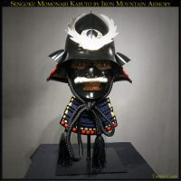 Sengoku Momonari Kabuto by Iron Mountain Armory