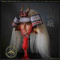 Takeda Shingen Kabuto by Iron Mountain Armory