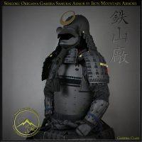 Sengoku Samurai Armor - Okegawa - Gashira Class - by Iron Mountain Armory