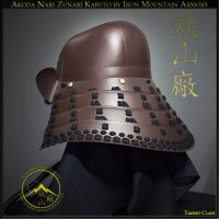 Akoda-Nari Zunari Kabuto by Iron Mountain Armory