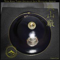 Tetsu Kasa Taisho Class Jingasa by Iron Mountain Armory
