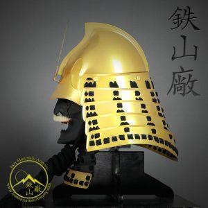 Momonari Kabuto by Iron Mountain Armory