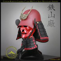 Zunari Kabuto - Gashira Class by Iron Mountain Armory