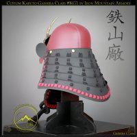 Zunari Kabuto - Gashira Class by Iron Mountain Armory