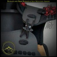 Kohaze and Seme Kohaze by Iron Mountain Armory