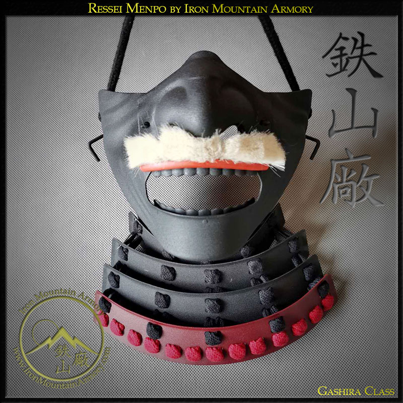 Ressei Menpo by Iron Mountain Armory