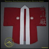 Traditional Haori Sodetsukibaori by Iron Mountain Armory