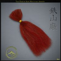 DIY Yak Hair - Red - For DIY Armor and restoration