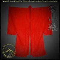 Yoroi Haori Samurai Armor Jacket