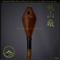 Kaburi-Ya Rose Wood Whistling Arrow by Iron Mountain Armory