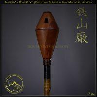 Kaburi-YaRose Wood Whistling Arrow by Iron Mountain Armory